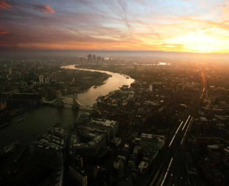 Cheap Views of London The Shard