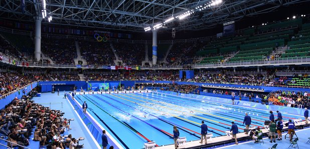 How Cold Are Olympic Swimming Pools?